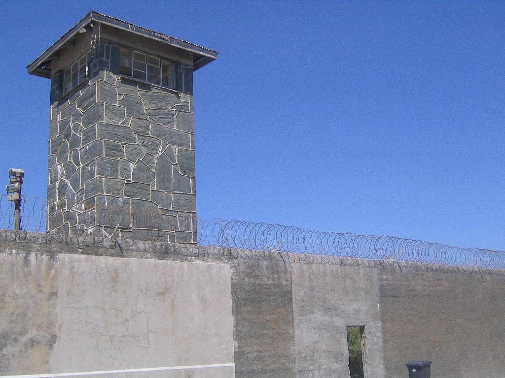 Prison - Robben Island