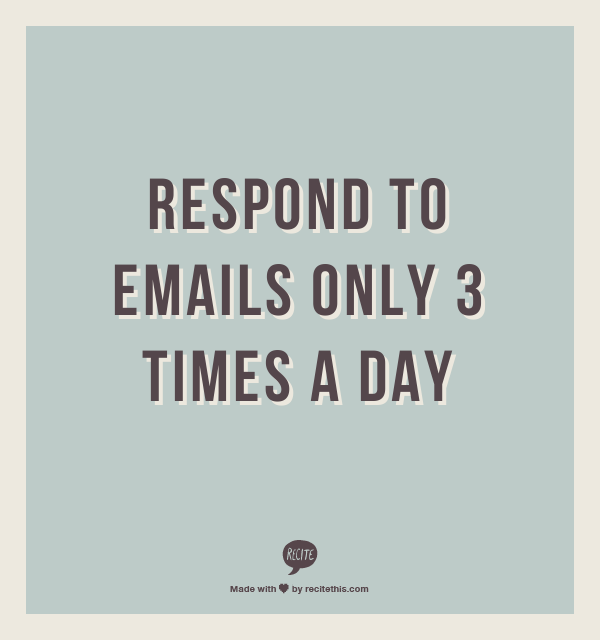 Week 32 to Mindful Transformation: Schedule Emails