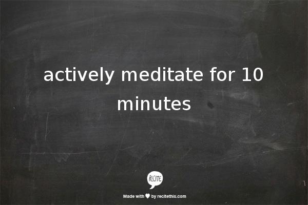 38-meditate