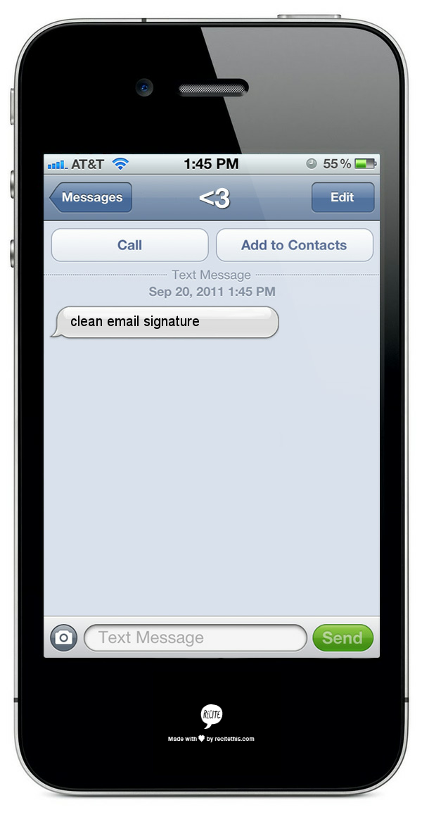 Week 44 to Mindful Transformation: Clean Up Signature