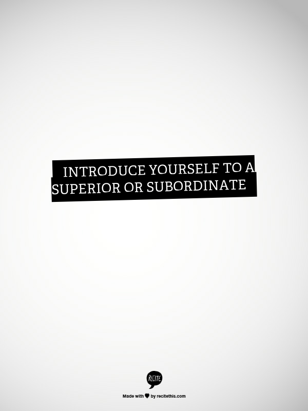 Week 49 to Mindful Transformation: Introduce Yourself